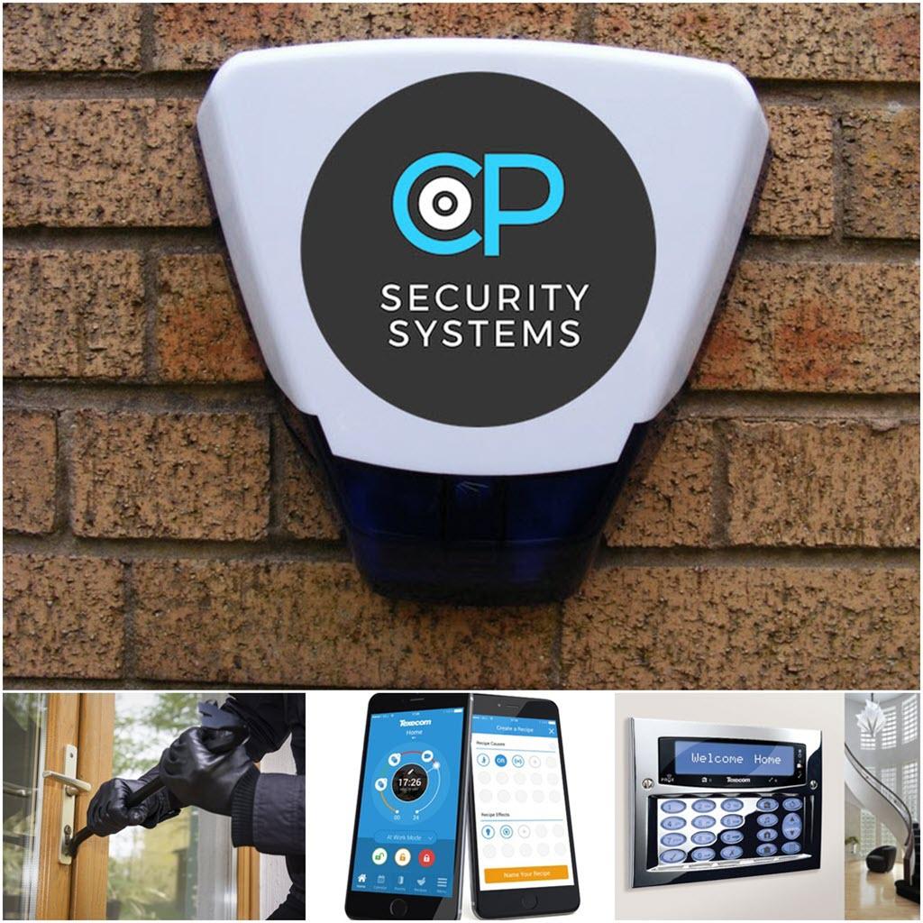 Burglar-Intruder Alarm Installation