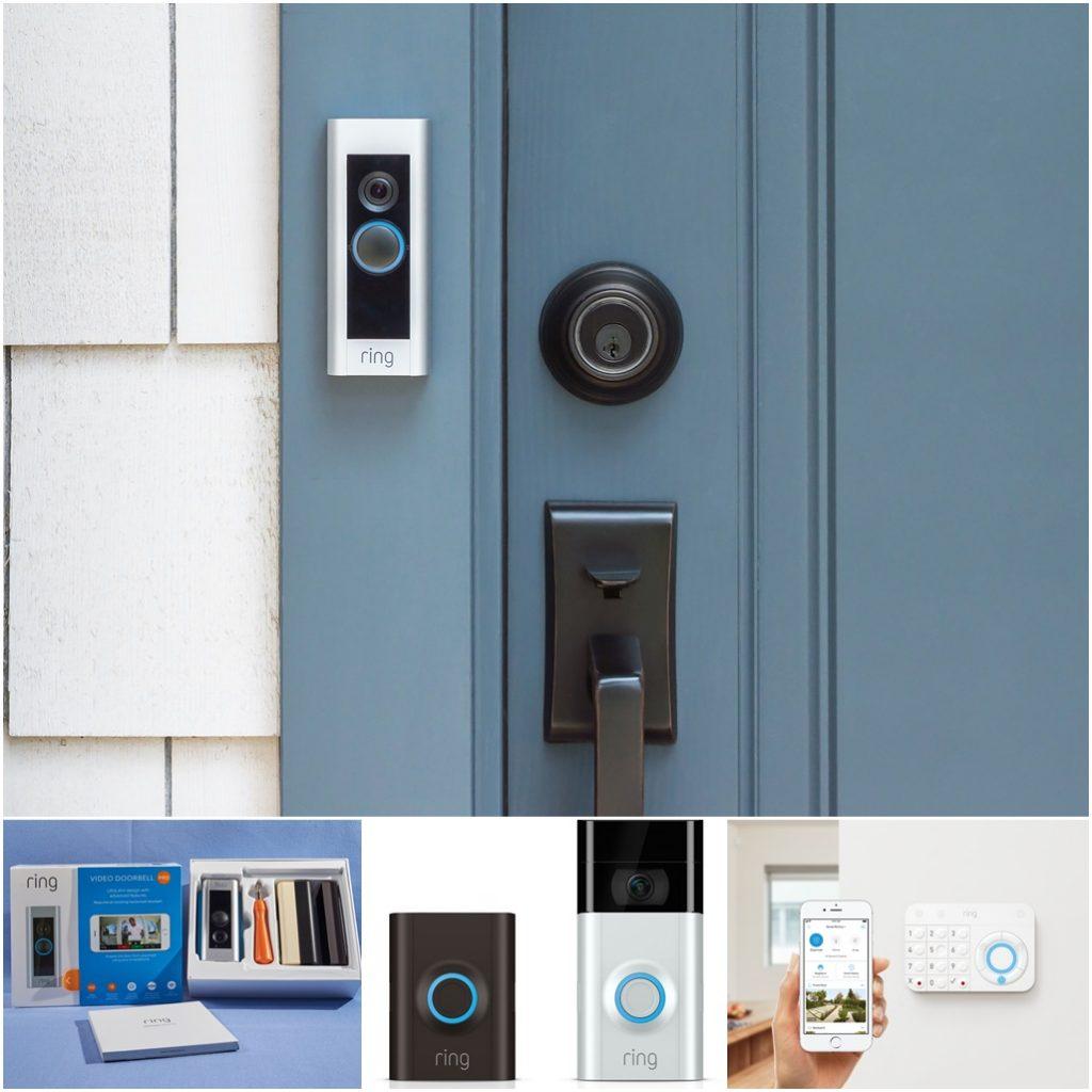 We install RING Door Entry System